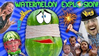 FUNnel Family Watermelon Challenge