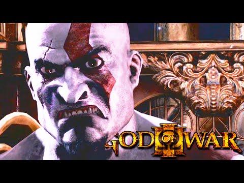 God Of War 3 Chaos - Kratos Vs Zeus - Final! (28) video