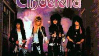 cinderella - Somebody Save Me - Night Songs