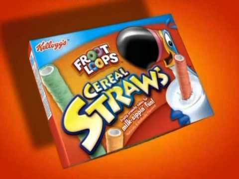 fruit loop straw