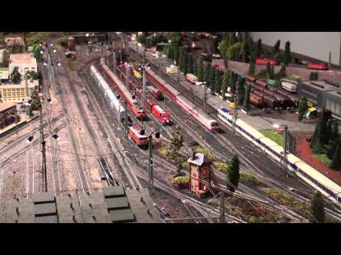 Layout paradise: Märklin Modelleisenbahn Anlage, Marklin Modeltrain layout