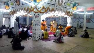 Loknath Bramhachari Ashram, Barodi, BD.on Krishna Kirtan Festival , exprimental video by Chuty.