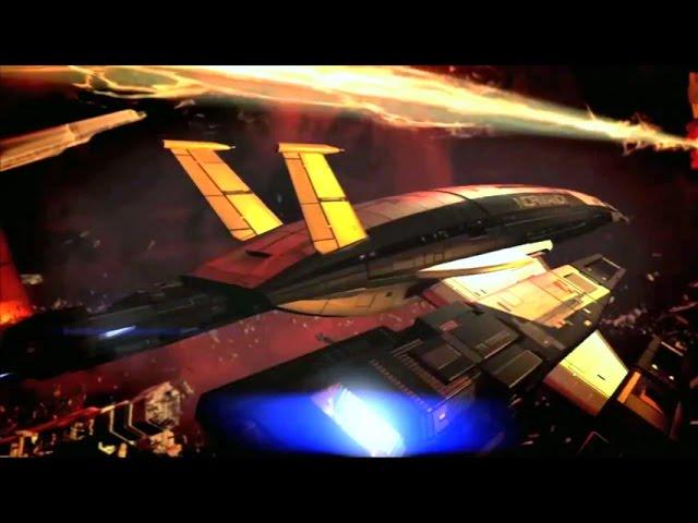 Top 10 Video Game Spaceships