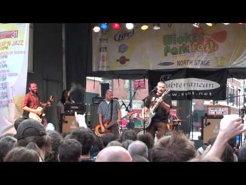 Torche at Wicker Park Fest - Grenades