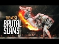 The Most Brutal Slams in MMA