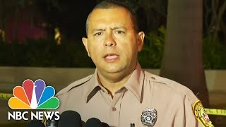 Miami Bridge Collapse Moves From 'Rescue To Recovery,' Police Say | NBC News