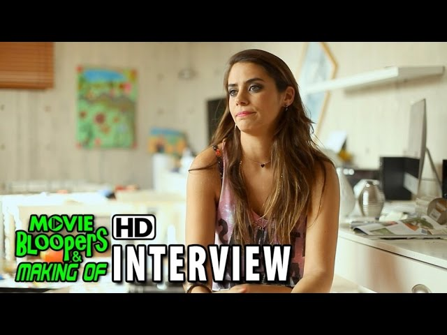 Knock Knock (2015) Behind the Scenes Movie Interview - Lorenza Izzo is 'Genesis'