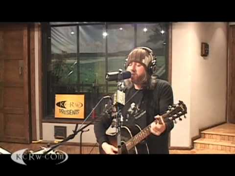 "Badly Drawn Boy performing ""Is There Nothing We Could Do"" on KCRW"