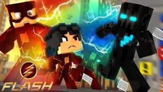 Minecraft: Who's Your Family? - A FAMILIA FLASH VS ZOOM!