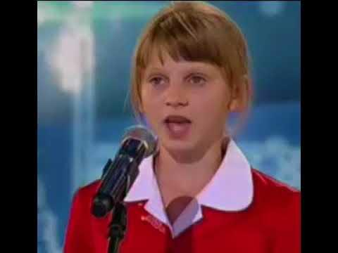 Klaudia Kulawik - Dziwny Jest Ten świat (Mam Talent)