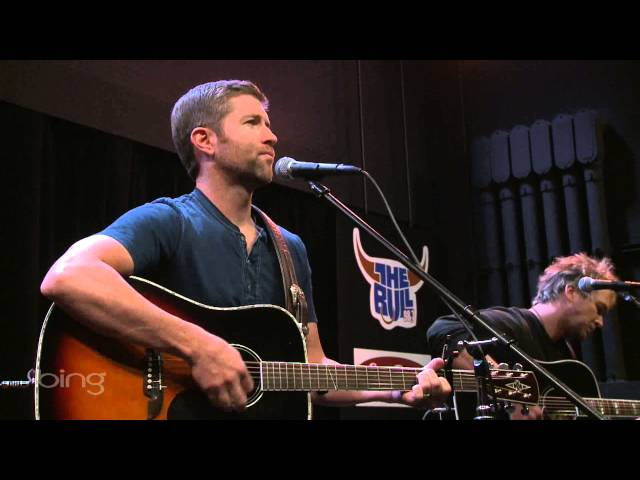 Josh Turner - Your Man (Bing Lounge)
