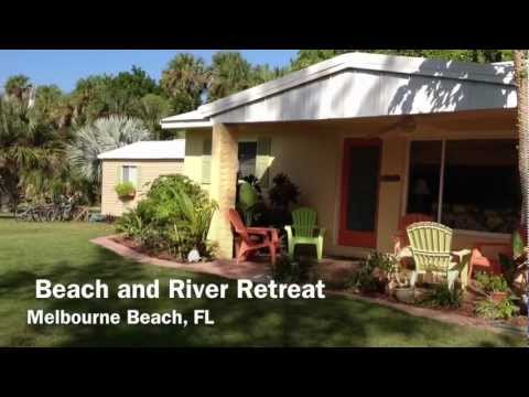 Beach and River Retreat, Vacation Rental  Melbourne Beach, FL