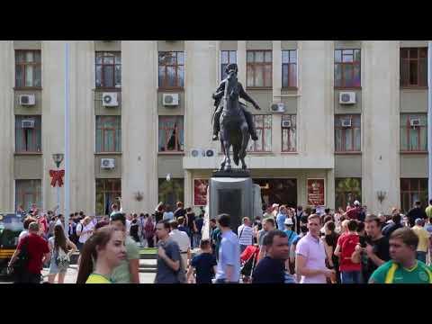 Митинг 5 мая 2018 в Краснодаре. Он нам не царь.