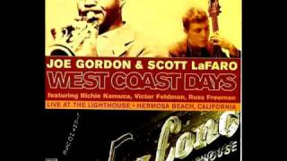 Bass blues - Joe Gordon & Scott LaFARO