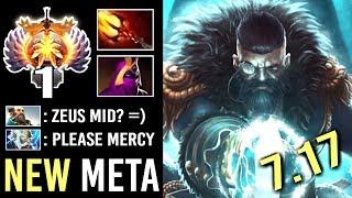 JACK SPARROW META 7.17 Kunkka Dagon 5 Build vs Zeus Mid by Top-1 InYourDream Pro Player WTF Dota 2