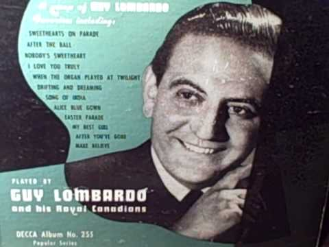 HAPPY NEW YEAR BROTHER! Carmen Lombardo&Grady Martin - perform the song Coquette
