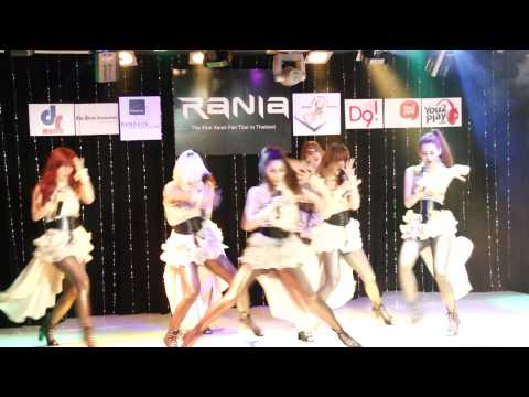 [FANCAM] 110716 Rania The First Asian Tour In Thailand (PART3/3)