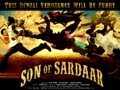 Son Of Sardaar Theatrical Trailer | Ajay, Sanjay, Sonakshi