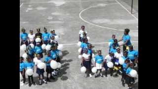 Ave Maria Girls Infant School celebrates with I-Am-Lucian