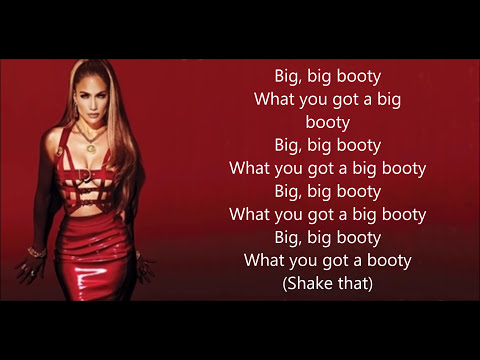 Jennifer Lopez (feat. Pitbull) - Booty (Lyrics)
