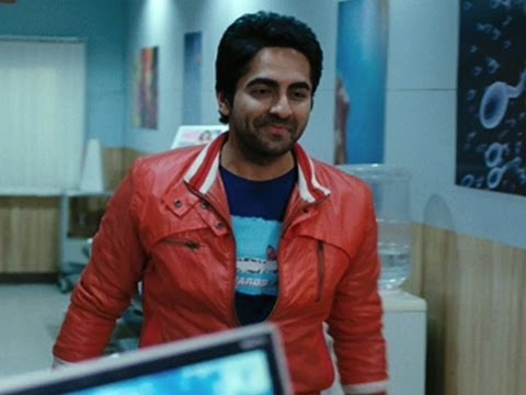 Ayushmann Agrees To Donate Sperm - Vicky Donor video