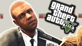 KILL THE PRESIDENT? (GTA 5 Challenges)
