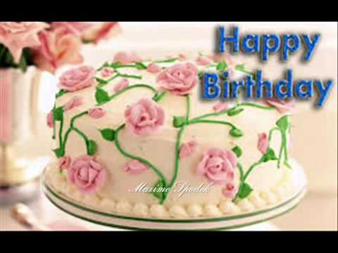 ROMANTIC HAPPY BIRTHDAY SONG