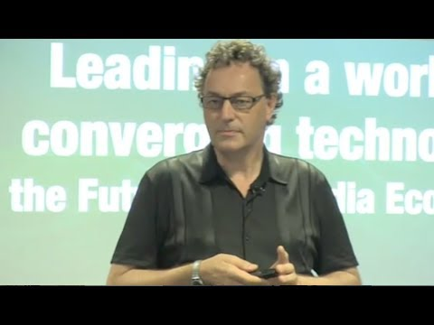 Future of Telecom and ICT: TeleMedia Leadership Session with Gerd Leonhard