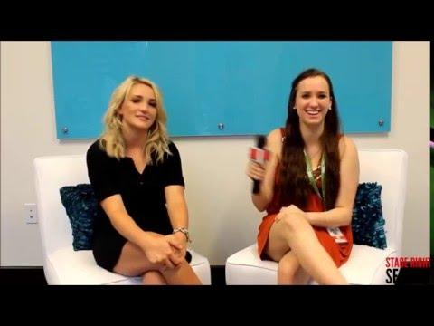 Jamie Lynn Spears CMA Fest Interview!