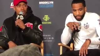 Errol Spence vs Lamont Peterson   FINAL PRESS CONFERENCE