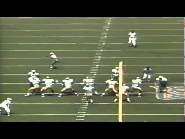 Oregon CB Kenny Wheaton interception vs. UCLA 9-16-1995