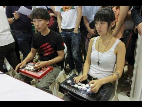 Wei Tian (Evil Ryu) vs Jennifer (Chun) - SEA Major 2012 SSF4 AE Pools