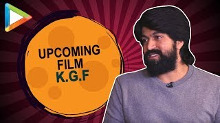 Shooting in tough conditions, sets breaking down, Extras' running away – Yash reveals it all | K.G.F