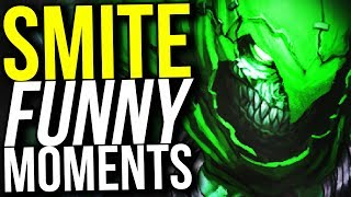 4 KILLS IN 4 SECONDS! (Smite Funny Moments)