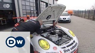 التقنيات المتقدمة وسباقات السيارات : فرصة استثمارية واعدة | صنع في ألمانيا