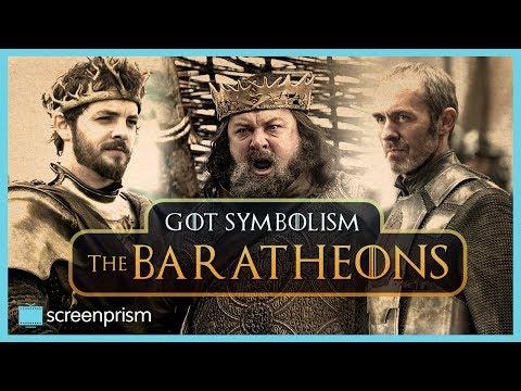 Game Of Thrones Symbolism Baratheons