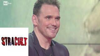 Intervista a Matt Dillon - Stracult 21/02/2019