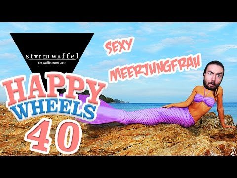Happy Wheels - #40 - Sexy Meerjungfrau video