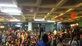 Tahsan Live at UIU (CDM)