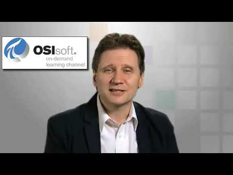 Introduction to the OSIsoft On-Demand Learning Channel