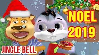 Nhạc Jingle Bell Vui Nhộn Hay Nhất 2019 - Nhạc Giáng Sinh Thiếu Nhi Sôi Động, Nhạc Noel Vui Nhất