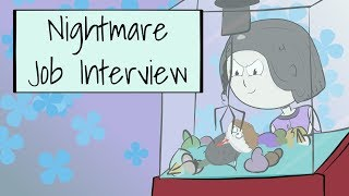 The Story Of My Nightmare Biochemist Job Interview