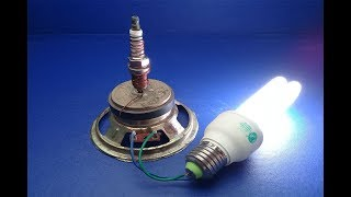 New Free Energy Generator Coil 100% Real New Technology Idea Project