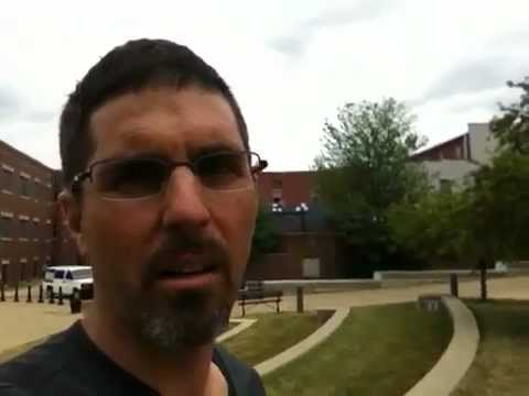 A Walking Tour of North Downtown Columbia, Missouri USA
