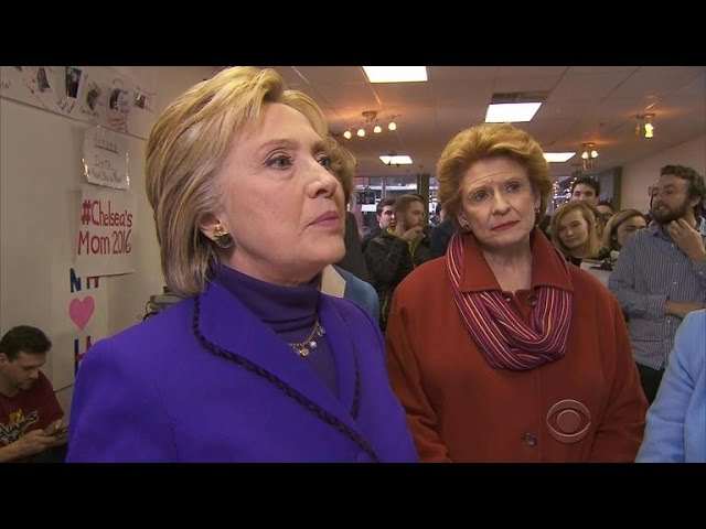 Feisty Clinton: I'm tired of smear tactics