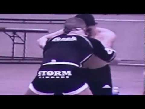 Matt Serra 1st match at Pro Am 2000 Image 1