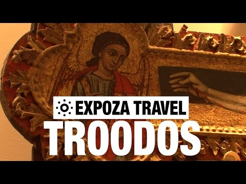 Troodos Ekklisies (Cyprus) Vacation Travel Video Guide