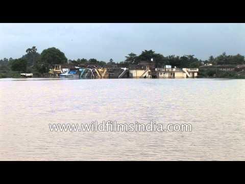 The great deluge: Baroda in Gujarat floods over!