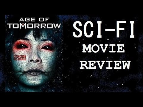 Age Of Tomorrow ( 2014 Kelly Hu ) Sci-fi Movie Review video
