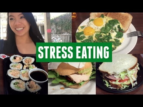 Basically An All-Nighter & Lots of Stress Eating!